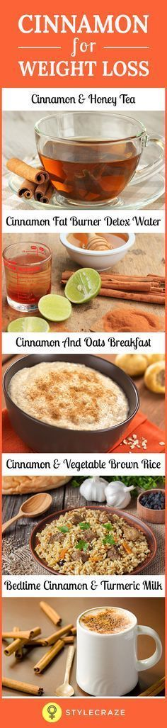 Fat is a clingy lover and is very tough to break up with! No matter how hard you try, you get seduced by the not-so-health-friendly comfort foods quite often. If this situation seems familiar, try cinnamon to lose weight.