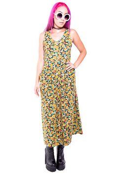 Sunflower Mama Maxi - XS/S/M