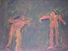Image result for milton resnick paintings