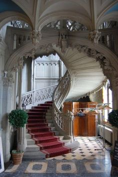 Creative Stuff: Schadau Castle, Thun, Switzerland
