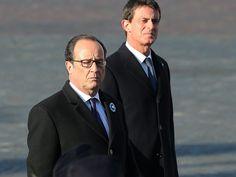 """Le journal de BORIS VICTOR : Hollande étrille Manuel Valls : """"Son projet, c'éta..."""