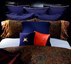 Ralph Lauren Home #Secretariat Collection 1 - Bed linens