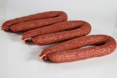 **Sausage** One meat choice is sausage. Sausages can be bought at the local deli or grocery store and one serving is 2 links of sausage.