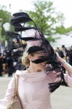 CocoPerez Gallery - Crazy Royal Ascot Hats Part 1!