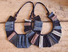 quilted jewelry