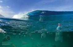 #ocean #waves #trash #water #pollution #plastics #awareness