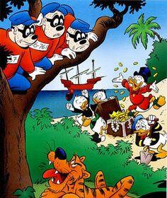 Year Of The Villain The Beagle Boys Disneyvillain