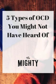 5 Types of OCD You May Not Have Heard Of #ocd #mentalhealth Types Of Mental Illness, Mental Health Diagnosis, Kids Mental Health, Mental Health Disorders, Ocd Diagnosis, Ocd Thoughts, Obsessive Thoughts, Relationship Ocd, Relationship Addiction