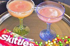 Foodista | Recipes, Cooking Tips, and Food News | Skittles Margarita