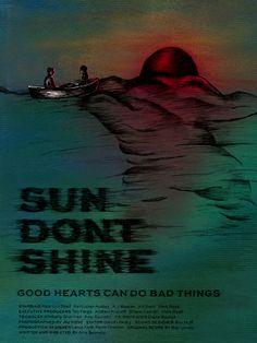 'Sun Don't Shine' directed by Amy Seimetz starring Kentucker Audley & Kate Lyn Sheil