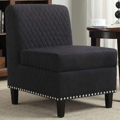 Wrigley Storage Side Chair