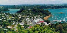 Russell, Bay of Islands, New Zealand. So many happy memories. :)