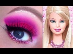 Barbie Makeup Tutorial. Youtube channel: http://full.sc/SK3bIA