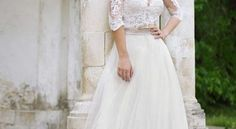 Whether you're getting married for the first time or this is your second wedding, we hope our list of 13 wedding gowns for older brides has something for you.
