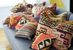 Killim pillows