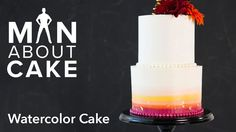 (man about) Watercolor Buttercream Cakes | Man About Cake
