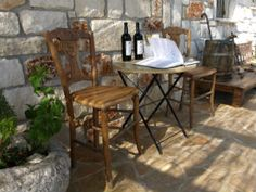 Grampsa wijnhuis op Zakynthos