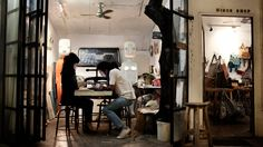 In Chiang Mai, Thailand, a Hub for Creative Types, via NYT