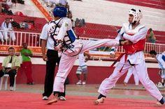 Brasileiros realizam Camping de Treinamento com Seleção Francesa de Taekwondo