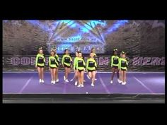 Southern Cross Cheerleading - Junior Level 1, 2nd Place at Nationals!