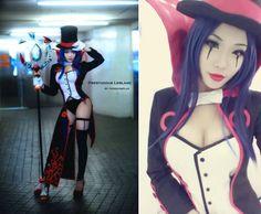 leblanc cosplay4