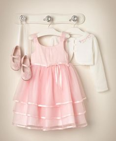 Darling Outfit for my little ballerina #janieandjack