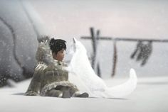 Never Alone draws on the art, stories and culture of Alaskan Inuit