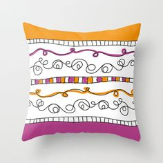 Design your everyday with pillows you'll love for your couch or bed.