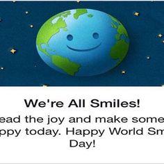 رواد تويتر يحتفلون بـيوم الابتسامة العالمي - الفجر