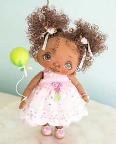 #alicemoonclub #florida #ooak #textile #handmade #nicegift #lbts #shorehaven #christmasgifts #dollclothes  #heirloom  #fabricdoll #felt #customdoll #christmasgiftsideas #doll #gift #gifts# bestgift# happiness #bestchoice #baby #shoes #pink #white # green # balloon #darkskingirls #picoftheday #goodlook #babygirl #giftideas #christmas