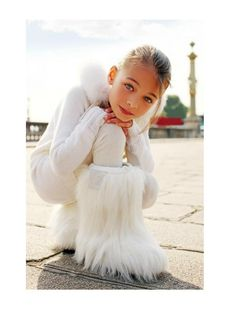 Top Fur Styles for Kids Fall/Winter 2014-15 | FurInsider.
