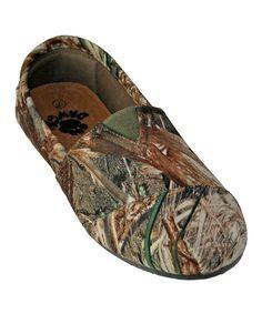 Love this DAWGS Duck Blind Mossy Oak Kaymann Loafer by DAWGS on #zulily! #zulilyfinds