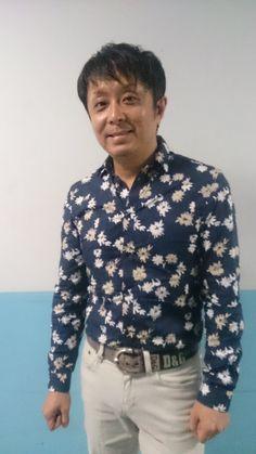 Ring Announcer Naoto Kikuchi aka Kiki