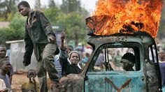 Post-Election Violence tears parts of Tanzania leaving 4 dead already | Urban.KE
