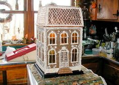 gingerbread houses pictures | Kilmouski & Me: Gingerbread Houses