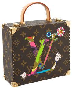 LV vintage Louis Vuitton Murakami so regret not buying this :-(