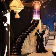 $359.99 High Society Staircase Kit   Anderson's