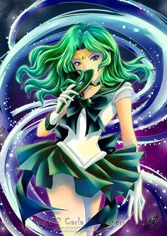 Sailor Moon: Sailor Neptune
