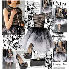 Christian Dior couture spring created by K