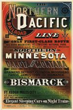 The Northern Pacific Railroad 1880