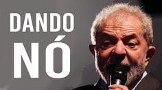 Lula DÁ NÓ e entrega-se de bandeja