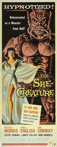 The She-Creature (1956) MST3K Episode 808