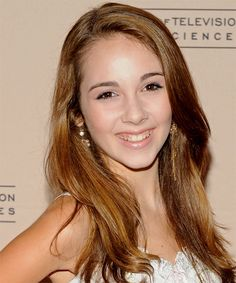 Haley Pullos  Hairstyle best