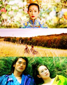 House of Flying Daggers - Zhang Yimou (China)