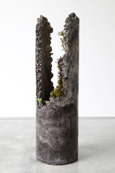 Terraforms of Marble & Concrete by Jamie North | Minimo Graph
