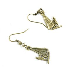 1 Pair Fashion Jewelry Making Charms Earrings Backs Findings Arts Crafts Hooks Bulk Lots Wholesale Supplier H9ZS2 Win... Lace Sweatshirt, Windsurfing, Sell On Amazon, Earring Backs, Long Hoodie, Sewing Stores, Free Pattern, Arts And Crafts, Fashion Jewelry