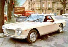 1962 Fiat 2300 Speciale , design Pininfarina.