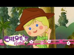 Chloe's Closet - Jungle Explorers | Full Episodes | Cartoons for Kids - YouTube Chloe's Closet, Little Girl Names, Security Blanket, Full Episodes, Cartoon Kids, Playing Dress Up, Best Friends, Tv Shows, Cartoons
