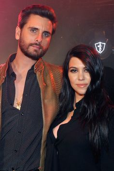 "Kourtney Kardashian and Scott Disick might ""work it out"""