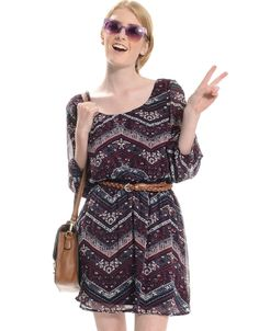 Shop ModDeals.com for Navy Printed Day Dress in our cheap trendy Dresses category. Find trendy cheap clothing for women, discount shoes, jewelry sales, perfume & cheap accessories for women.